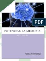 POTENCIAR LA MEMORIA Editorial Trascendernoa