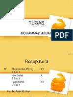 Analisis Resep (Interaksi Obat)