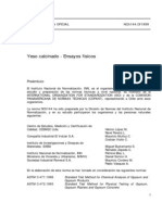 NCh0144-1999, Ensayos Físicos de Yeso Calcinado.pdf