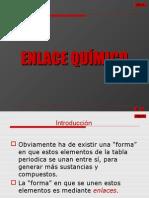 TEMA 5 Enlace Quimico
