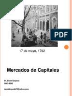 Mercados Financieros1