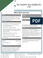 RELS Microbicide Pds En