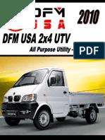 Mini Truck Brochure
