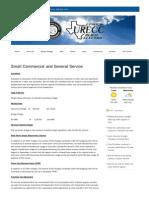 Upshur URECC Small Commercial & General Service