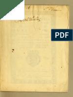 Reglamento para la guarnición de la plaza de Valdivia. 1753