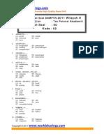 Latihan Tpa Snmptn 2012 Kode02