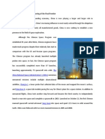 China's Space Program Article