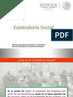 5. Contraloría Social