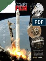 RocketSTEM • April 2013