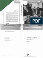 Fogaskerékgyártás - Ipari szakkönyvtár