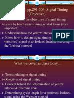 Lec 15 Ch8 Pp295 Signal Timing