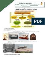 LA REVOLUCIÓN INDUSTRIAL-ESQUEMA-MIO 4to de secundaria 19-03-2014