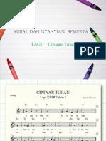 Aural Dan Nyanyian Semerta II -Pp