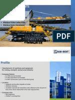 Dam-Mont Company Presentation 2014