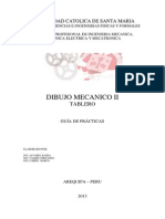 Guia de Dibujo Mec. II - Tablero 2013