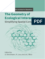 The Geometry of Ecological Interactions - Cambridge 2001