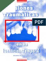 Libro Lesiones en Dentición Infantil
