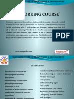 MCSA Course