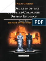 Gyula Mészáros - The Secrets of the Opposite-Coloured Bishop Endings%2C Vol.I