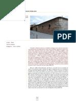 Depósito de Aguas / Ur-depositua. Vitoria - Gasteiz