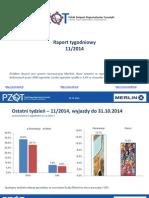 PZOT raport tygodniowy (11/2014)