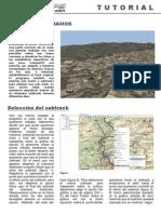Compegpsland Tutorial Subtracks and Sections Espanol