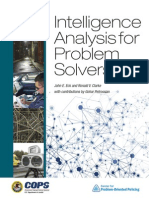 Intell Analysis for ProbSolvers
