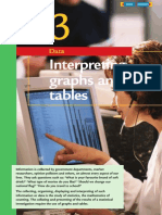 Chapter13-Interpreting Graphs and Tables