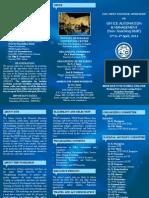 ISTE-WPLP National Workshops 2014