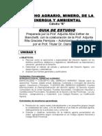 Guía de Estudio Derecho Minero Agrario(Programa 2005).doc