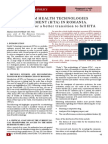 INTERIM HEALTH TECHNOLOGIES ASSESSMENT (HTA) IN ROMANIA. A proposal for a better transition to full HTA