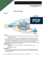 141835002 OSPF Case StudySolution