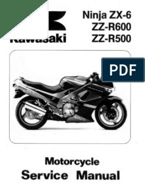 Kawasaki ZZR 600 1998 - Clutch Arm Rod Oil  Seal ZX600E6 600 CC