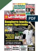 LE BUTEUR PDF du 20/10/2009