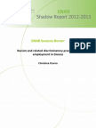Racism and related discriminatory practices in employment in Greece