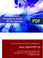 Competency-Based HR Management