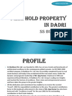 Free Hold Property in Dadri