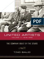 United Artists ~ the Company Built by the Stars