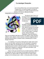 La musique française