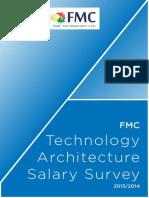 FMC Architecture Salary Survey