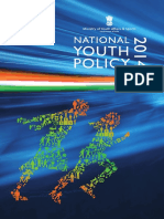 National Youth Policy Document