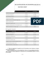 2013-14 Examenes L Filosofia