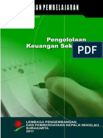 3. Pengelolaan Keuangan Sekolah