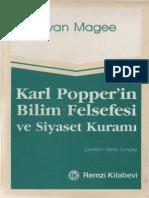 Bryan Magee - K. Popper'in Bilim Felsefesi Ve Siyaset Kuramı
