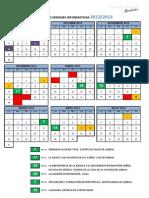 Calendario Escuela Padres 13_14