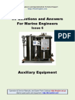 exam questions for  Marine Engineer