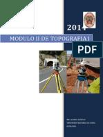 Modulo II Topografia I-2014