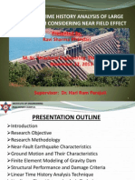 Presentation_Thesis on Dam