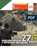Encartado 27 de Febrero. Aniversario muerte de Hugo Chávez