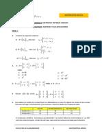 HOJA DE TRABAJO SEMANA 05 Matrices y sus aplicaciones MB HUM 2013-II.docx